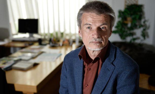 Aku Kopakkala irtisanottiin lausuntojensa vuoksi vuonna 2014.
