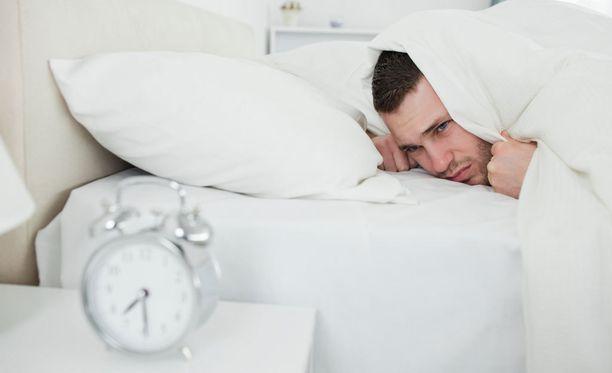 Aamut ovat takkuisia, jos uni on jäänyt vähiin.