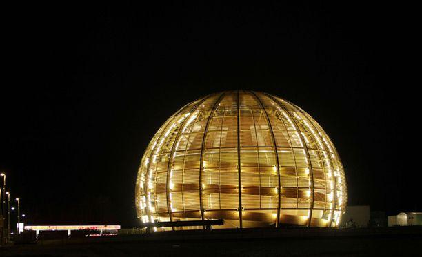 Mullistavia tuloksia saatiin aikaan CERN-tutkimuskeskuksessa Sveitsissä.