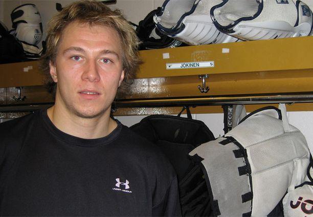 Floridan Jussi Jokinen on nyt Tampan pelaaja.