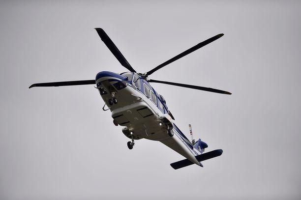 Leicester Cityn omistaja Vichai Srivaddhanaprabha saapui usein stadionille helikopterilla. Hän oli kuollessaan 60-vuotias.