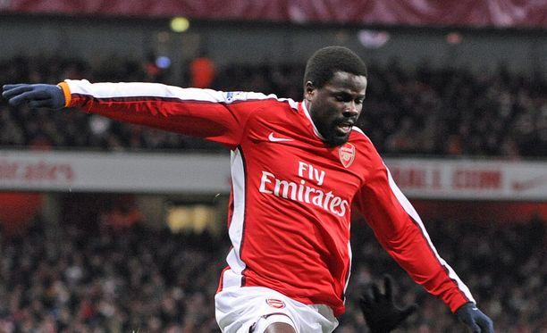 Emmanuel Eboue elää erittäin vaikeita aikoja.
