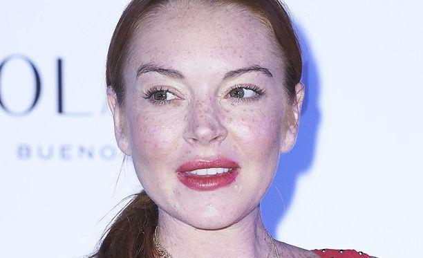 Lindsay Lohan kokeili uutta aluevaltausta. Toistaiseksi kaikki ei ole mennyt suunnitelmien mukaan.