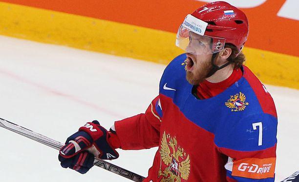 MM-kisoissa Venäjää edustanut Ivan Telegin jatkaa uraansa Moskovan ZSKA:ssa.
