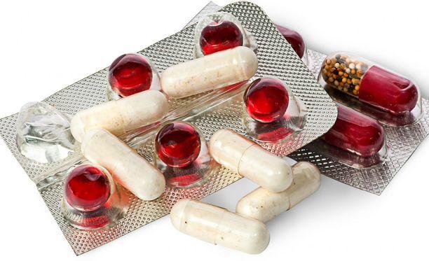 Ravintolisiä ei saa markkinoida lääkkeellisillä väittämillä.