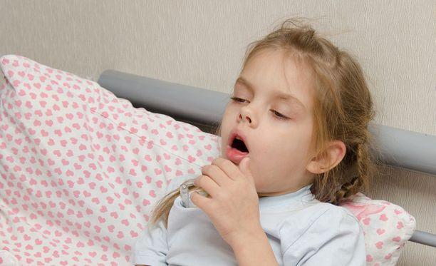 Hinkuyskä on Bordetella pertussis -bakteerin aiheuttama hengitystieinfektio.