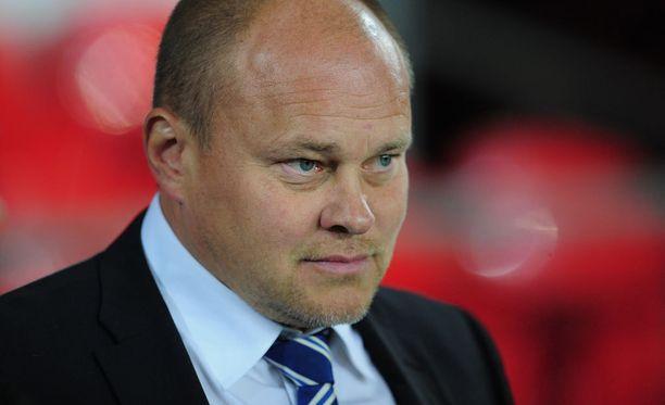 Dundee Unitedin manageri Mixu Paatelainen tarvitsee voittoja.
