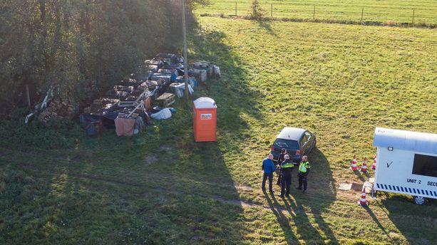 Perhe eli täysin eristyksissä Ruinerwoldissa Hollannin maaseudulla.