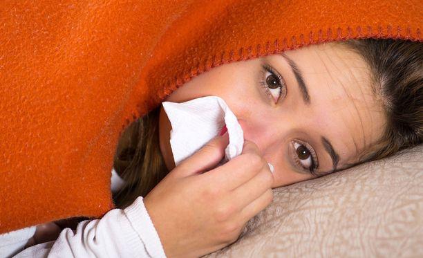 Influenssakausi kesti tänä vuonna Euroopassa yli puoli vuotta.