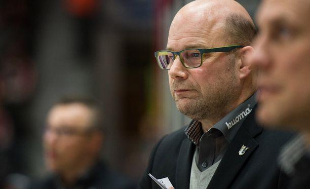 Risto Dufva on olympiakisoissa.