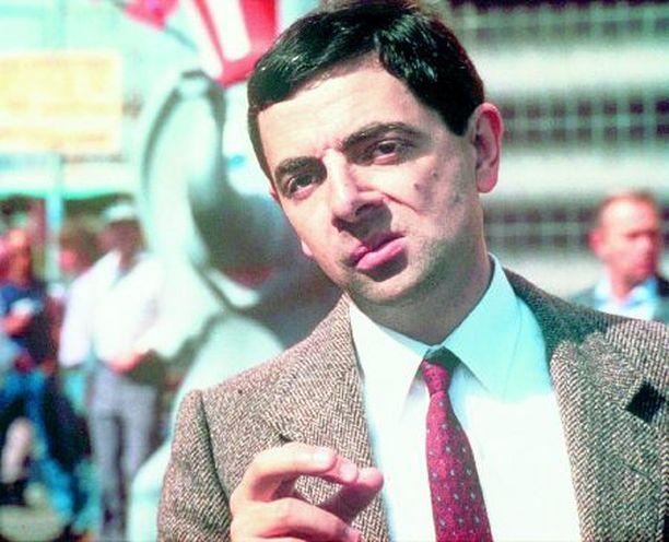 Mr. Bean on menestyvä luuseri.