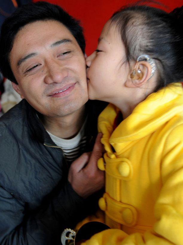 Zhengzhou, Kiina marraskuu 2009