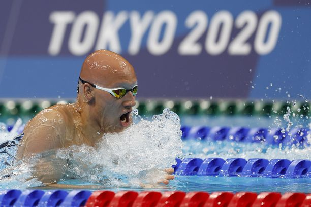 Matti Mattsson metsästää Suomen joukkueen ensimmäistä mitalia Tokiossa.