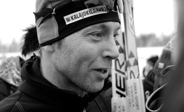 Mika Myllylä saavutti yhden olympiakullan ja neljä MM-kultaa ennen Lahden tapahtumia 2001.