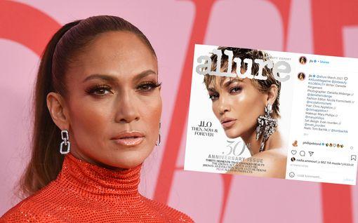 Jennifer Lopezin hurja tyylimuutos: super-lyhyt tukka! Katso upeat kuvat