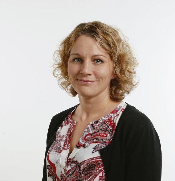 Liisa Ailanen väittelee 16.11.2018 .