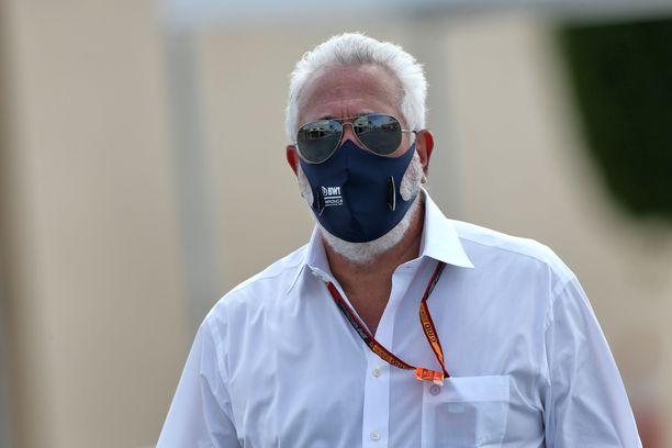 Lawrence Strollin mukaan F1-kausi ei ala Australiassa.