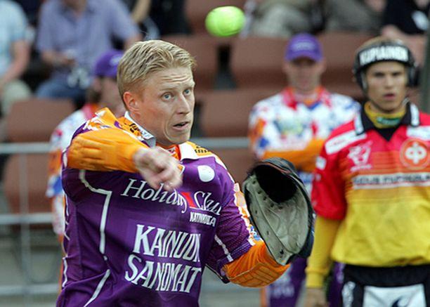 Jani Komulainen johdatti Sotkamon Jymyn mestariksi.