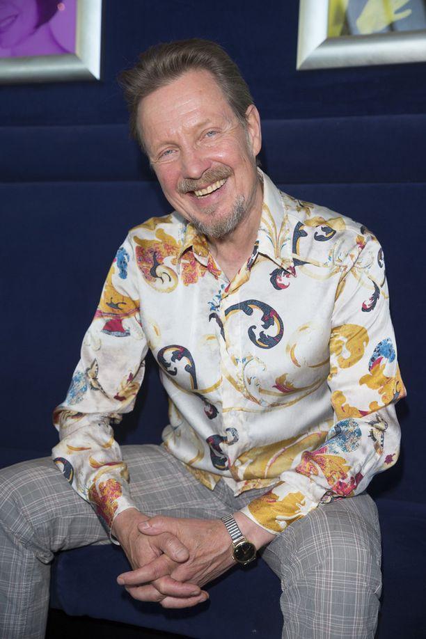 Pave Maijanen on nähnyt useita kertoja, kun yleisö sekoaa Rostin hitistä.