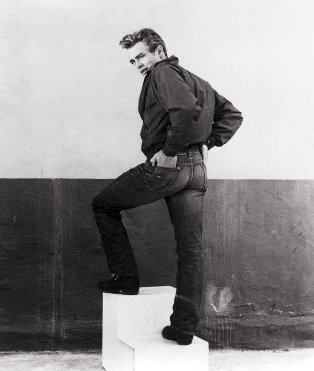 James Dean teki farkuista nuorisomuodin perustan.
