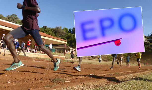 ZDF teki paljastusraportin Kenian yleisurheilusta. Kuvituskuva