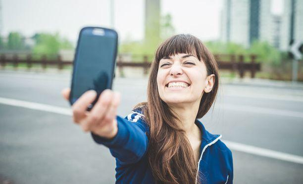 Snapchat on selfien ottelijoiden suosiossa.