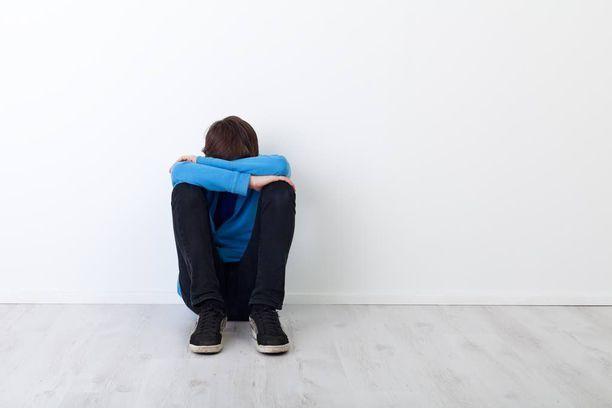 Opettajat törmäävät työssään nuorten mielenterveysongelmiin. Kuvituskuva.
