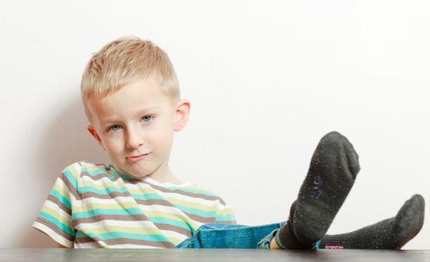 Länsimaisessa kulttuurissa odotetaan, että lapsi on jatkuvasti aktiivinen. Myös lomallaan.