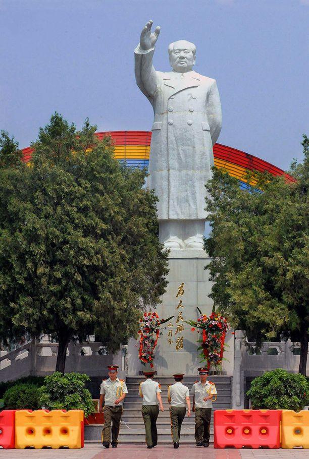 Nanjie, Kiina.