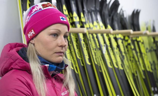 Anne Kyllönen on pettynyt Suomen huoltomiesten toimintaan.