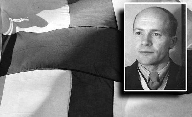 Paavo Lonkila muistetaan vuoden 1952 olympiakisojen viestivoittajana.