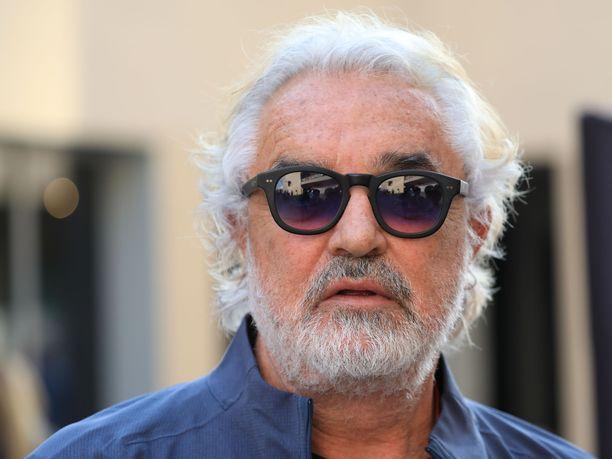 Flavio Briatore uskoo, että Ferrari jää jo 11 .kerran peräkkäin ilman himoitsemaansa MM-titteliä.