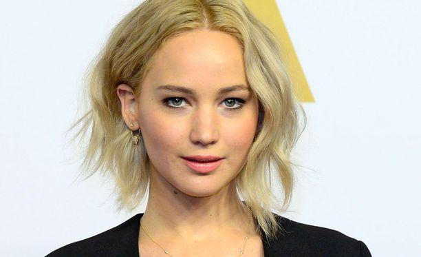 Jennifer Lawrence teki anteliaan lahjoituksen.