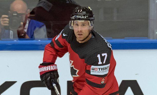 Jaden Schwartz ei pysty pelaamaan Kanadan kahdessa jäljellä olevassa ottelussa.