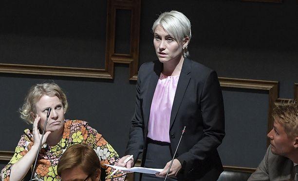 Riitta Mäkinen joutui pahoinpitelyn uhriksi vuonna 2017. Tuomio tapauksesta annettiin tänään tiistaina.