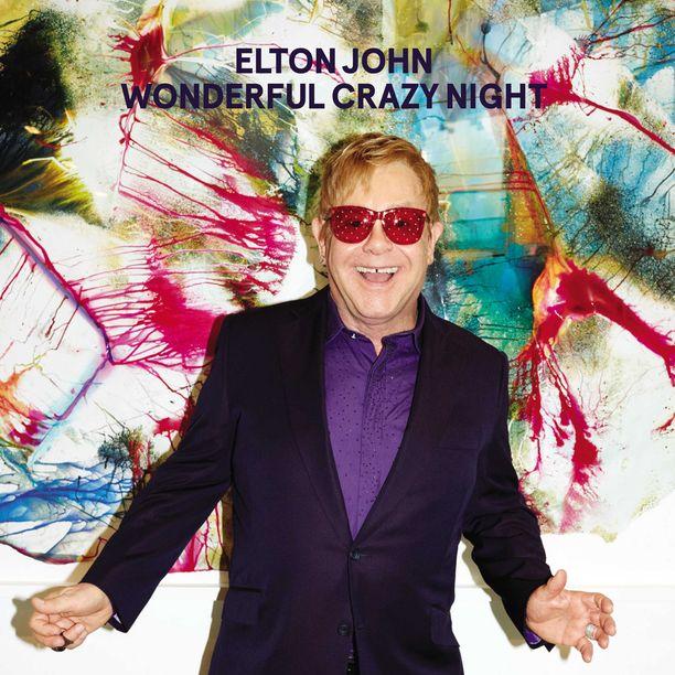 Elton John julkaisi tässä kuussa uuden albuminsa Wonderful Crazy Night.