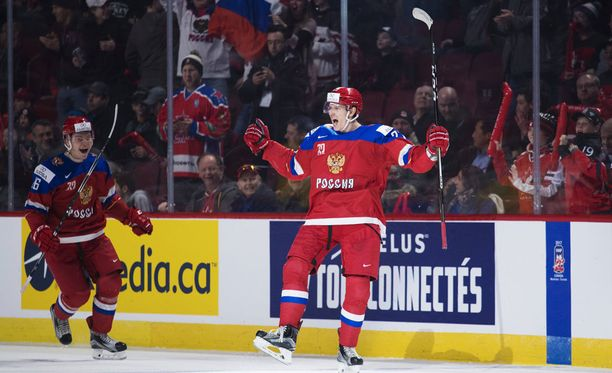 Venäjän Denis Gurjanov ratkaisi pronssipelin jatkoajalla.