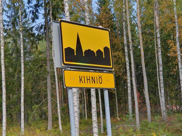 Poliisi tutkii henkirikosta Kihniön kunnassa.