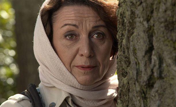 Anneli Rannan esittämä Helena Kuula päätyi eilisessä jaksossa dramaattiseen ratkaisuun.