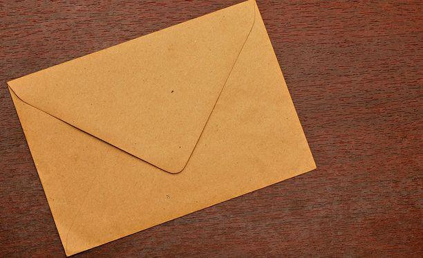 Koskettava kirje osuu sydämeen.