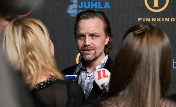 Jani Volanen voitti parhaan mieesivuosan Jussin.