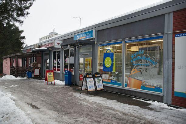 MK Market Routionmäki nousi lauantaina Suomen kuuluisimmaksi kaupaksi.