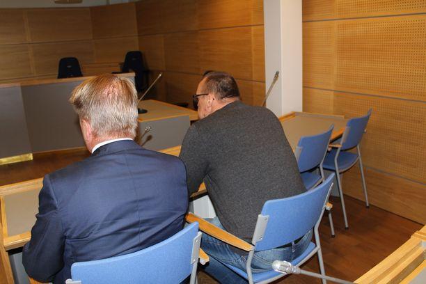Korvausvaatimusta käsiteltiin Keski-Suomen käräjäoikeudessa elokuun lopulla.