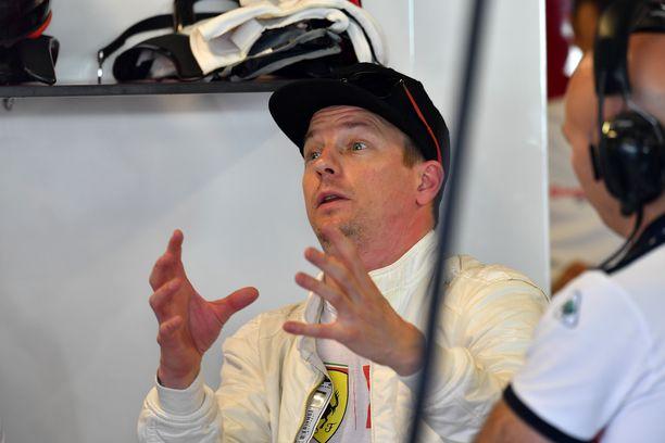 Kimi Räikkösen tallin nimi on ensi kaudella Alfa Romeo Racing.