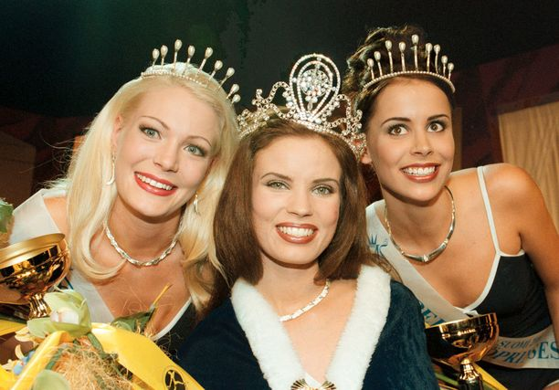 Kaksi vuotta myöhemmin Dahlman osallistui Miss Suomi -kilpailuun ja sijoittui ensimmäiseksi perintöprinsessaksi. Miss Suomeksi valittiin Suvi Miinala (nyk. Tiilikainen) ja toiseksi perintöprinsessaksi Kati Nirkko.