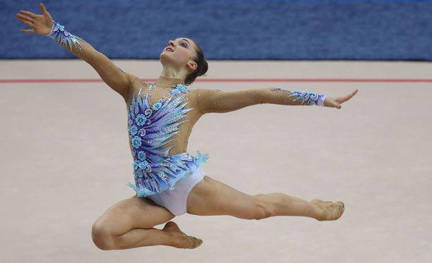 Ekaterina Volkova nähdään Riossa.