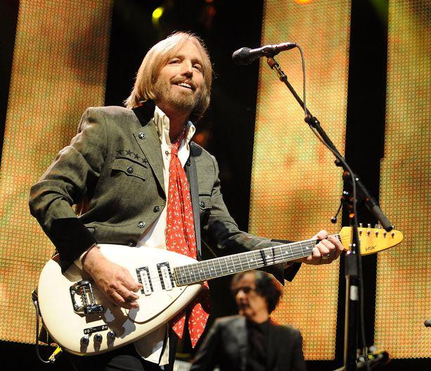 Tom Petty oli yksi reilusta 70 000 ihmisestä, jotka kuolivat viime vuonna laillisten tai laittomien huumeiden yliannostukseen.