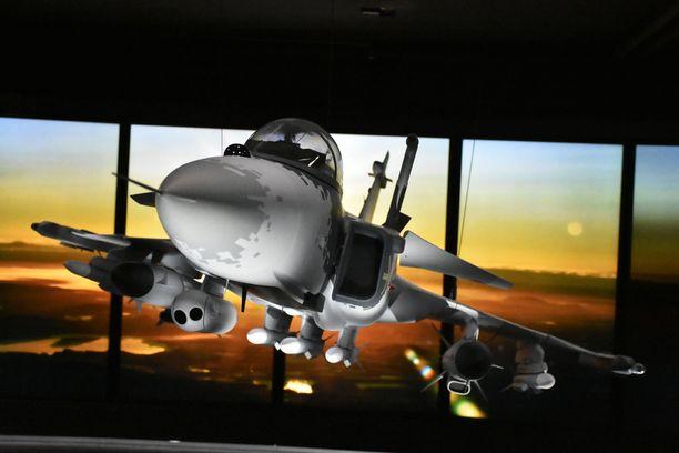 Ruotsin ilmavoimilla on 95 hävittäjää. Komentaja Mats Helgessonin mukaan tarkoitus on nostaa Gripeneiden määrä 120 hävittäjään, joista muodostuu kahdeksan laivuetta.