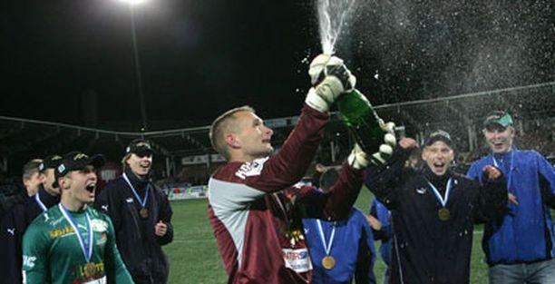 Juhliiko Tampere United tänä vuonna kolmatta kertaa peräkkäin Suomen mestaruutta?