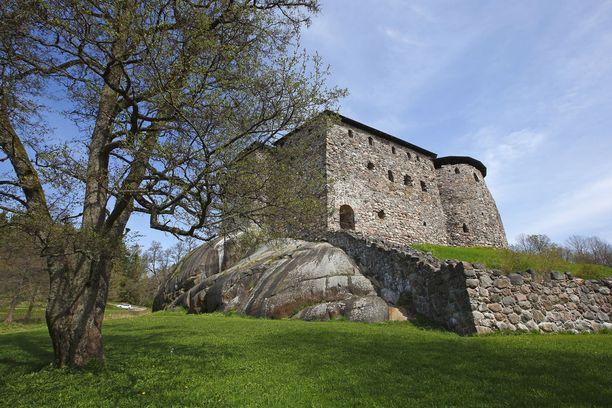 Raaseporin linna sijaitsee Raaseporin Snappertunassa.